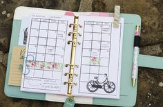 Printable Venture Planner | A Love Letter to Adventure | Fileofax WebstersPages PersonalPlanner
