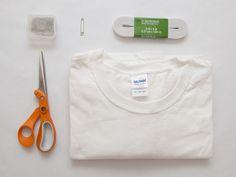DIY los suministros de vestido del hombro