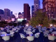 Best patio restaurants in Houston