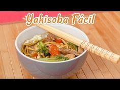 ▶ Yakisoba Fácil - Receitas de Minuto #72 - YouTube
