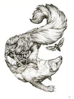 Lauren Marx's Atrophying Animal Universe: tumblr_nep81pkHHd1r3ao2co1_500.jpg