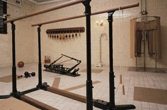 Gymnasium - Located in the basement of the Biltmore House.