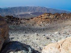 Teneriffa - Der Krater des Teide - http://treat-of-freedom.de/teneriffa-tipps-ausfluege/