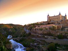Atardecer en Toledo - Toledo, Toledo