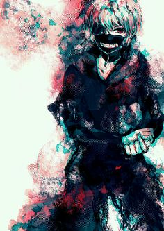 Tokyo Ghoul | Kaneki Ken