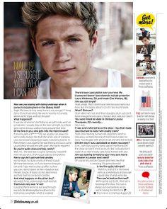 magazines interviews