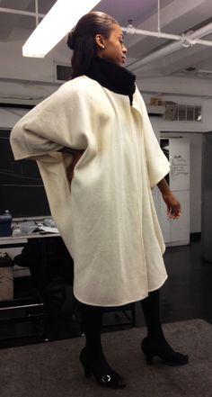 Model, Leilani for Parsons Fashion.