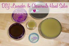 Flights Of Delight | DIY Lavender Chamomile Hand Salve | http://www.flightsofdelight.com