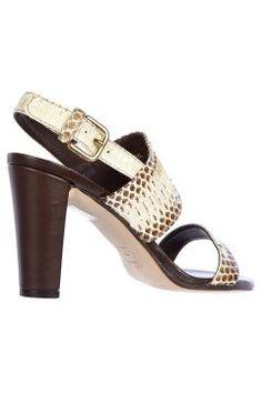 Stuart Weitzman Damen leder sandalen mit absatz sandaletten neu roccia mali #modasto #giyim #moda https://modasto.com/stuart-ve-weitzman/kadin/br3574ct2