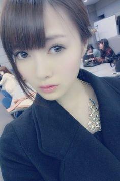 Mai Shiraishi. >> pinterest.com/yurina3c/mai-shiraishi/