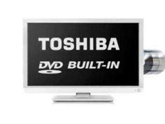 ▶ Toshiba 24D1334B LED TV Review - YouTube