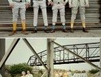 cool wedding party shots