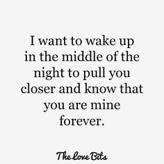 Fall in love all over again with our collection of the most romantic quotes ever; it is the surest and fastest way to bring the romantic feeling in you. Cute Love Quotes, Love Quotes For Her, Romantic Quotes For Her, Hot Quotes, Soulmate Love Quotes, Love Yourself Quotes, Crush Quotes, Quotes Quotes, Status Quotes