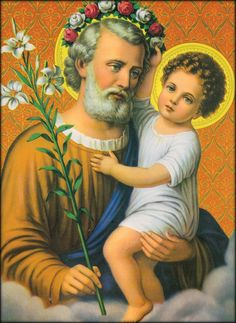 "Quote of the day – March 19 – Feast day of St Joseph  ""The patience of St. Joseph was tried by a series of tribulations, and in the midst of it all, Joseph was calm and re­signed. He understood that tribulations are the crucible in which God purifies the virtue of .........click to read on Every Day is a Gift 