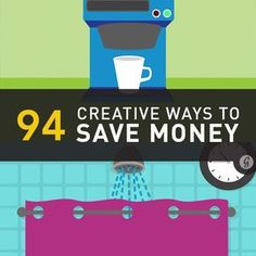 . . . this is a good, simple list of ways to save . . . . nothing extreme and 'weird' :) Personal Finance #money