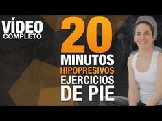 GIMNASIA HIPOPRESIVA - EJERCICIOS HIPOPRESIVOS - YouTube Yoga Fitness, Fitness Tips, Health Fitness, Work Out Routines Gym, Workout Routines, Isometric Exercises, Yoga World, Pilates Video, Weight Loss For Men