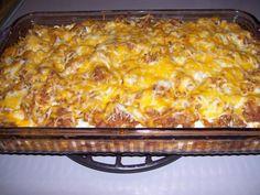 Creamy Burrito Casserole Recipe - Food.com - 33919