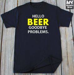 78b4f13be74 Beer T-Shirt Drunk Shirt Beer Shirt Gift For by MyGraphicStoreCo Father  Daughter Shirts
