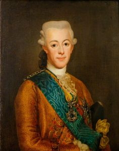 King Gustaf III of Sweden (1746–1792)