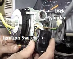 Ignition switch problems chevy truck