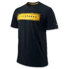 The LIVESTRONG Foundation Graphic Men's Tee Shirt
