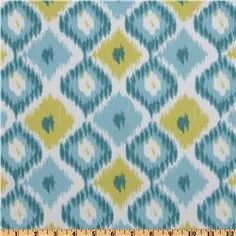 ikat. would be cool to upholster shtuff in this