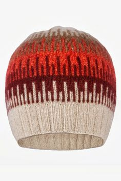 ShibuiKnits Cliff Hat Free Knitting Pattern
