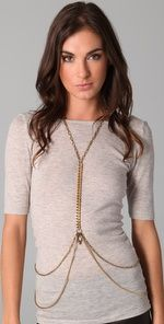 Harness Necklace