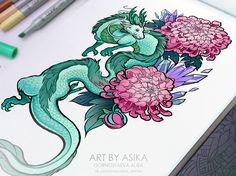 Next Post Previous Post Japanese dragon. on Wacom Gallery Japanischer Drache. auf Wacom Gallery Next Post Previous Post Mini Tattoos, Trendy Tattoos, Body Art Tattoos, Arabic Tattoos, Tatoos, Tattoo Sketches, Tattoo Drawings, Art Drawings, Tattoo Motive