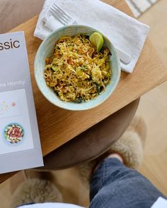 Hanna Gullichsenin himonuudelit Vegan Baking, Allrecipes, Food To Make, Vegetarian Recipes, Good Food, Food And Drink, Rice, Pasta, Lunch