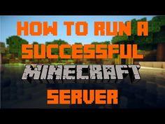 How to Run a Successful Minecraft Server [Tips & Tricks] - http://dancedancenow.com/minecraft-lan-server/how-to-run-a-successful-minecraft-server-tips-tricks/