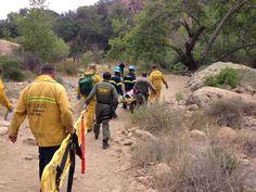 Woman Rescued From Malibu Creek Rock Pool