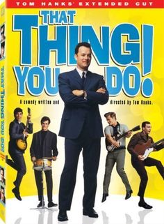 That Thing You Do! (1996) Poster