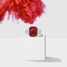 Graff Diamonds photographed by Jonathan Knowles