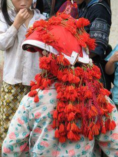 Woman in Lao Chai, Vietnam