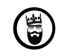 creative beard logos - Google Search
