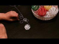 Szydełko Wioli Szydełkowe Jajko wzór 2 - YouTube Crochet Earrings, Youtube, Jewelry, Jewlery, Jewerly, Schmuck, Jewels, Jewelery, Youtubers