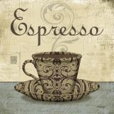 Espresso Poster van Todd Williams