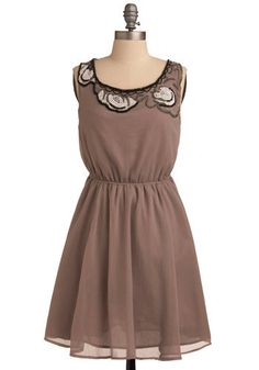 Declaration of Adoration Dress from ModCloth