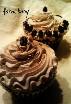 These cupcakes are another favorite of mine. I'm working on a blog about the ten favorite cupcakes of all time and this one will just have to be on it. This is another one that I have to buy if I s...