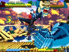 Marvel Super Heroes vs. Street Fighter [Arcade].