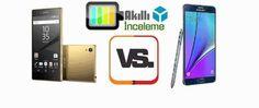 Xperia Z5 Premium ve Note 5 Karşılaştırması #akıllıtelefon #sony #xperia #z5premium #note5 #samsung #karşılaştırma  http://akilliinceleme.com/xperia-z5-premium-ve-note-5-karsilastirmasi/