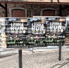 Design para o LEIRIA RUN by Fausto Vicente e João Morgadinho