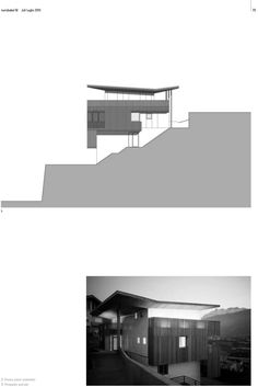 BFA   Turrisbabel, n. 82 – July 2010 Newsletter of the Fondazione dell'Ordine degli Architetti di Bolzano #architecture #mountains #design #interior #contemporary #modern