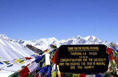 Thorong La Népal