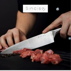 Each Knife is Carefully Weighted to Ensure Perfect Balance in the Hand by Sincise🔪 Japanese Kitchen Knives, Specialty Knives, Professional Chef, Chef Knife, Vegetables, Vegetable Recipes, Veggies
