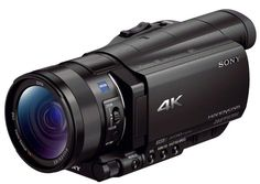 Sony 4k Handycam Fdr-ax100. 40+ years of experience. Safe transport. Broad Selection. Order before 4PM, receive your order within 2 working days