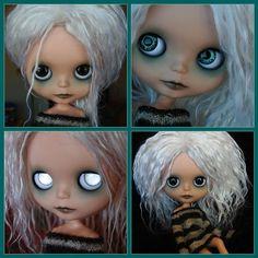 Super Creepy Blythe - gorgeous
