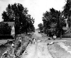 Historic photos of Louisville Kentucky - Historic Photos Of Louisville Kentucky And Environs Louisville Kentucky, Louisville Metro, Old Images, Old Pictures, Old Photos, 4th Street, Main Street, The Good Old Days, Highlands
