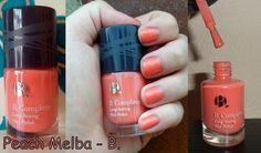 Peach Melba - B Cosmetics